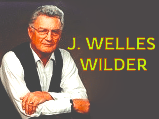 Tác giả của chỉ báo ADX J. Welles Wilder Jr.