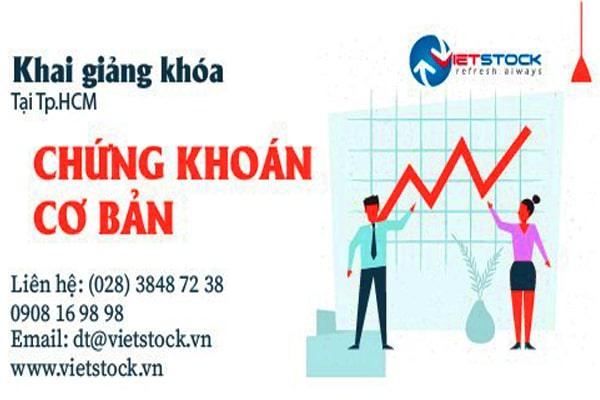 khóa học đầu tư chứng khoán cơ bản TPHCM của Vietstock