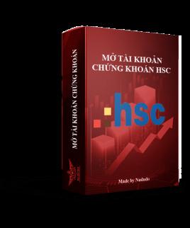 Dịch vụ mở tài khoản chứng khoán HSC miễn phí