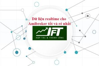 dữ liệu realtime cho Amibroker tốt và rẻ nhất hiện nay